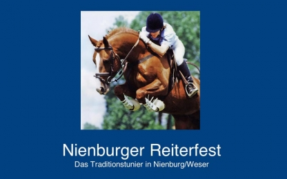 Logo Nienburger Reiterfest